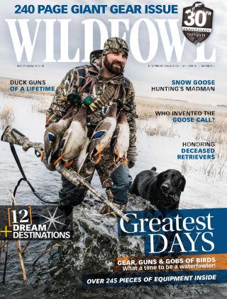 Wildfowl August 2015