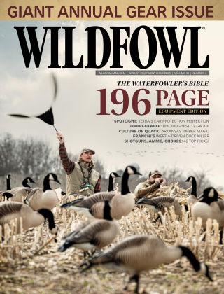 Wildfowl August 2020