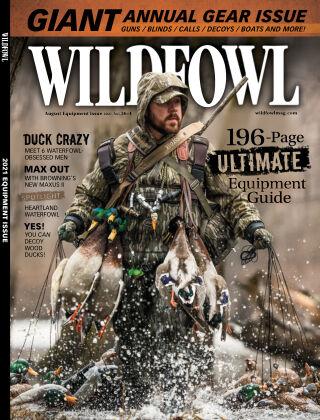 Wildfowl August