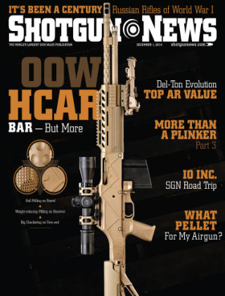 Shotgun News V.68 Issue 33