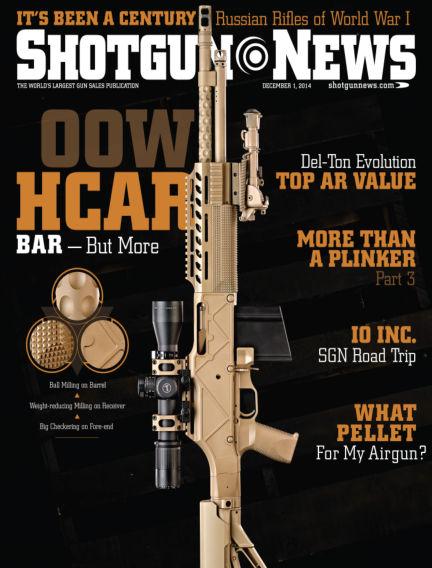 Firearms News November 18, 2014 00:00