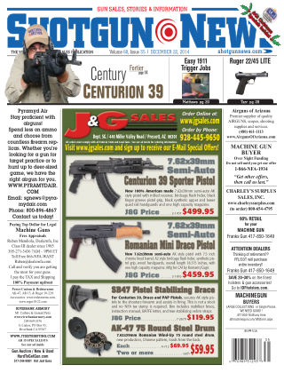 Shotgun News V.68 Issue 35