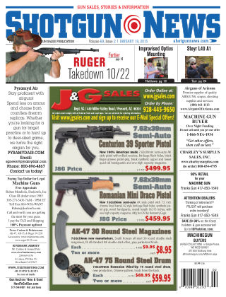 Shotgun News V.69 Issue 2