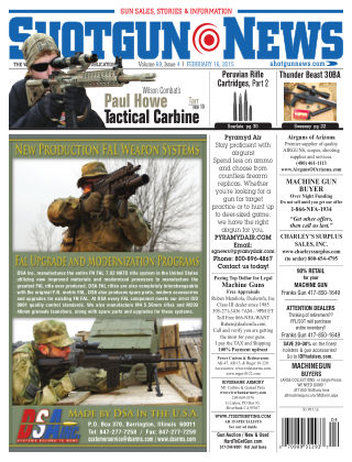 Shotgun News V.69 Issue 4