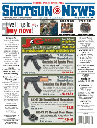 Shotgun News V.69 Issue 5