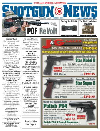 Shotgun News V.69 Issue 6