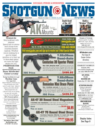 Shotgun News V.69 Issue 8