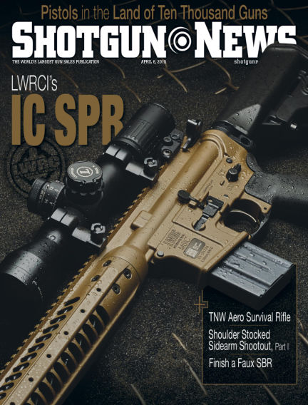 Firearms News March 17, 2015 00:00
