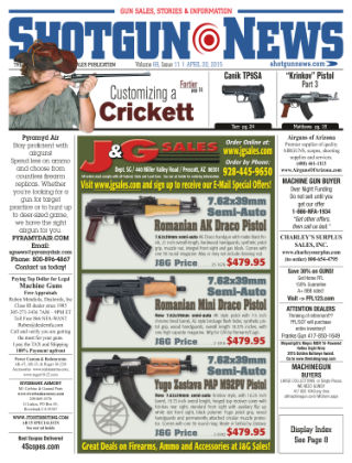 Shotgun News V.69 Issue 11