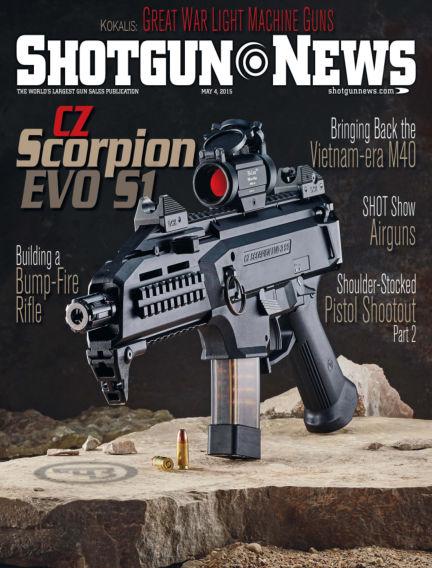 Shotgun News April 21, 2015 00:00