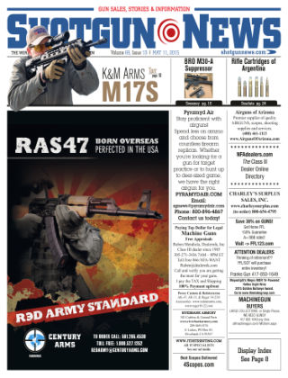 Shotgun News V.69 Issue 13