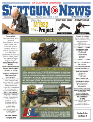 Shotgun News V.69 Issue 14