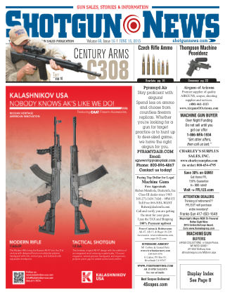 Shotgun News V.69 Issue 16