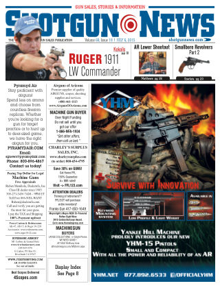 Shotgun News V.69 Issue 18
