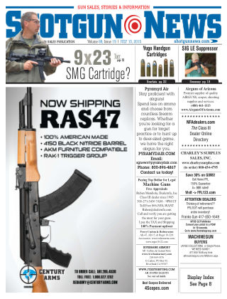 Shotgun News V.69 Issue 19