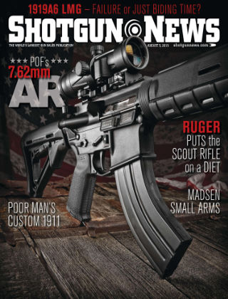 Shotgun News V.69 Issue 21