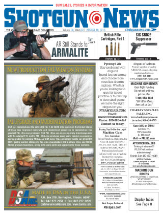Shotgun News V.69 Issue 22