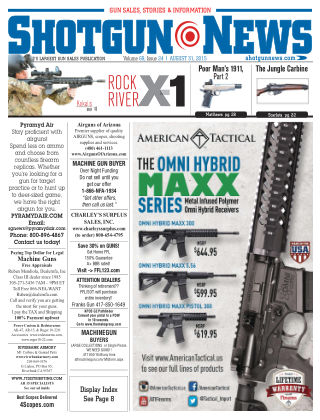 Shotgun News V.69 Issue 24