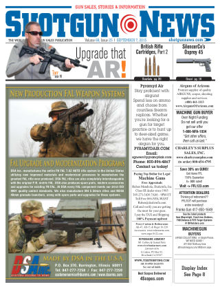 Shotgun News V.69 Issue 25