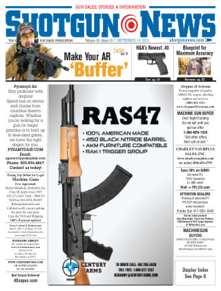 Shotgun News V.69 Issue 26