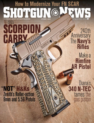 Shotgun News V.69 Issue 27
