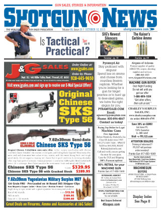Shotgun News V.69 Issue 28