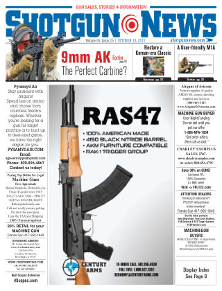 Shotgun News V.69 Issue 29