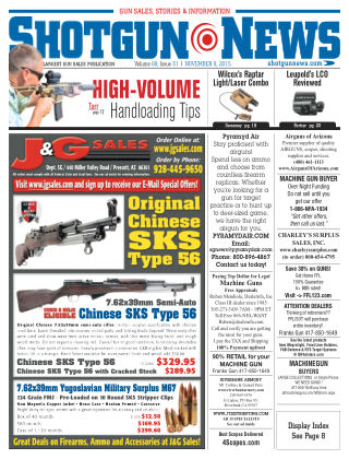 Shotgun News V.69 Issue 31