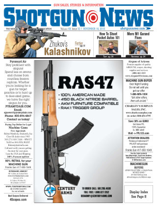 Shotgun News V.69 Issue 32