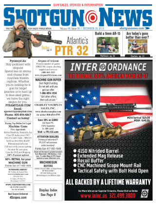 Shotgun News Volume 69 Issue 36