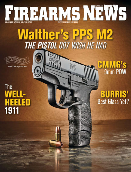 Firearms News February 02, 2016 00:00