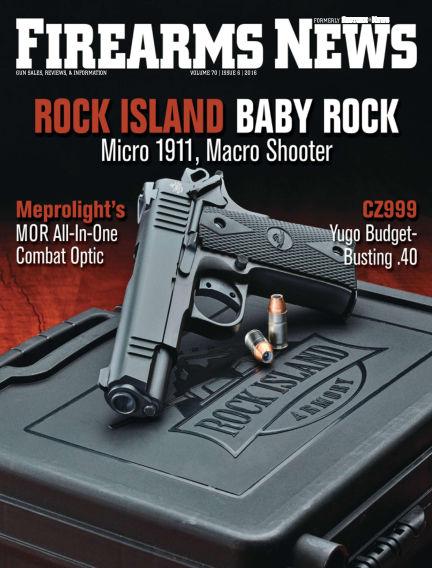 Firearms News February 23, 2016 00:00