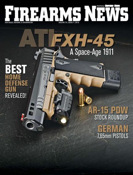 Firearms News March 01, 2016 00:00