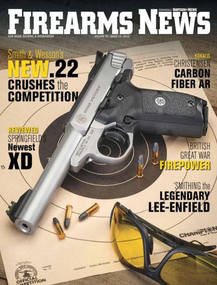 Firearms News June 21, 2016 00:00