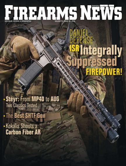 Firearms News July 19, 2016 00:00