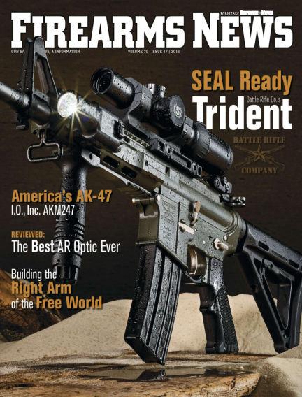 Firearms News July 26, 2016 00:00