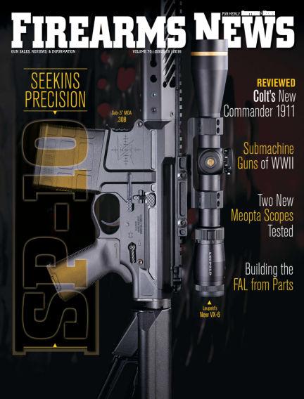 Firearms News August 30, 2016 00:00