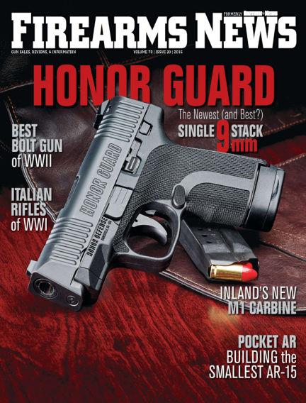 Firearms News September 06, 2016 00:00