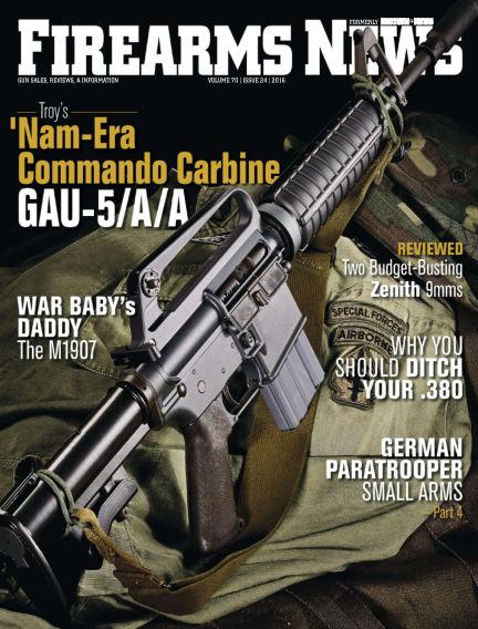 Firearms News October 11, 2016 00:00