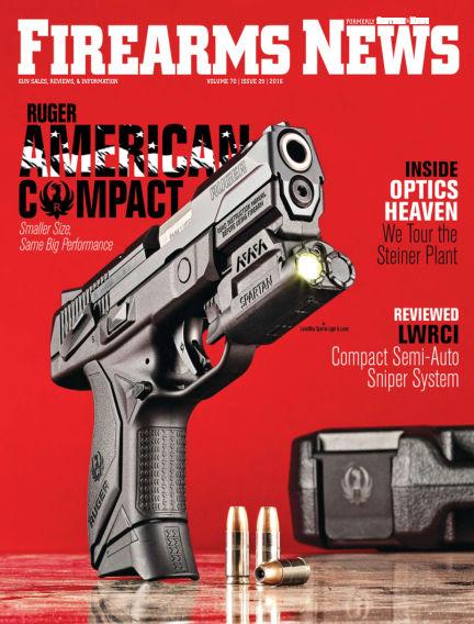 Firearms News December 06, 2016 00:00