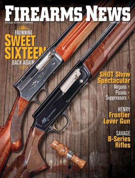 Firearms News March 14, 2017 00:00