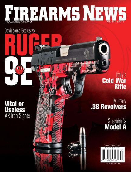 Firearms News April 11, 2017 00:00