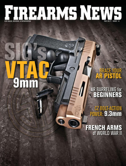 Firearms News May 23, 2017 00:00