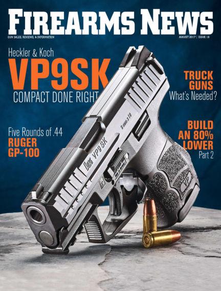 Firearms News August 15, 2017 00:00