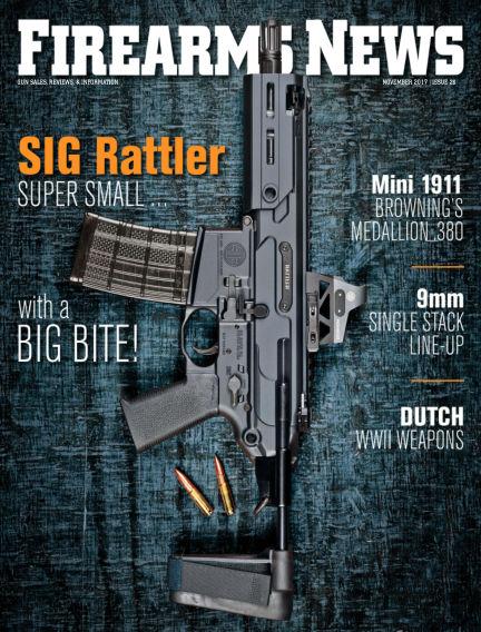 Firearms News November 07, 2017 00:00