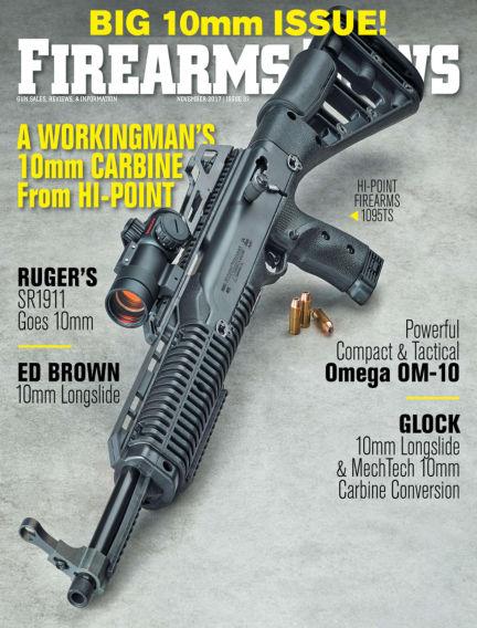 Firearms News November 14, 2017 00:00