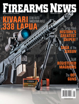Shotgun News Volume 72 Issue 1