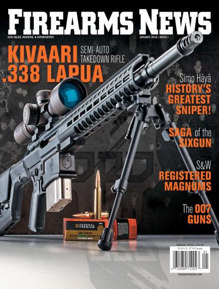 Firearms News December 26, 2017 00:00