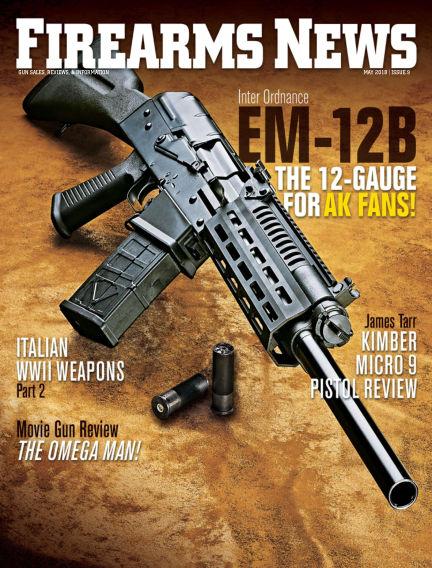 Firearms News April 24, 2018 00:00