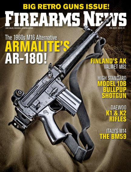 Firearms News June 26, 2018 00:00